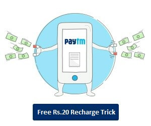 Paytmfree20freers20rechargetrick
