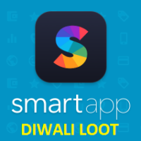 Smartap Recharge Offers & Coupons Diwali Rs.70 cahsback